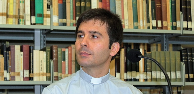 Diego Sarrió Cucarella presenta il suo libro Muslim-Christian Polemics across the Mediterranean: The Splendid Replies... all'Università Gregoriana