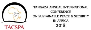 International Conference on Sustainable Peace and Security in Africa, Tangaza University College, Nairobi 23-24 mai 2018