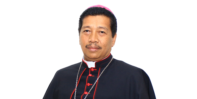 On 14 July Pope Francis appointed Father Christophorus Tri Harsono, alumnus PISAI, as the new bishop of Purwokerto Diocese, Indonesia.